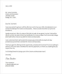 Offer Acceptance Email Sample Best Photos Of Letter To Accept Job Interview Email Job