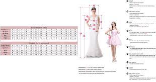 Plus In Love Size Chart Plus Size Wedding Dress