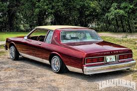 All Chevy chevy classic 2005 : 1987 Chevrolet Caprice Classic - Lowrider Magazine