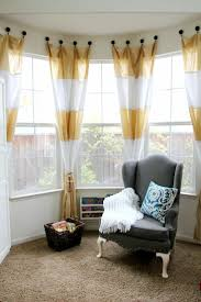 Striped Living Room Curtains 172 Best Images About Window Treatments On Pinterest Window