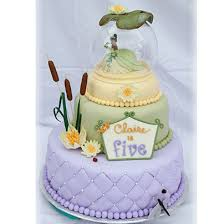 Disney Princess Cakes For Girls Cake Designs Little Girl Birthday