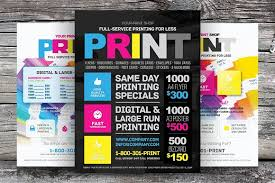 Make Free Flyers To Print Print Flyers Free Under Fontanacountryinn Com