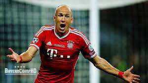 Arjen Robben - Flying Dutchman - Insane Skill Show - YouTube