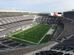 Soldier Field View From Grandstand 447 Vivid Seats