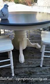 painting oak chairs white. painted pressback oak chairs and table painting white d