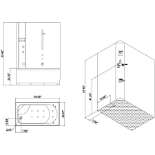 bathtub standard bathtub sizes bath baths dimensions bathroom size