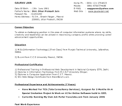 Free Resume Online Maker Unforgettable Resumee Sample Template With Objective Feat 70