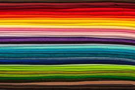 Assorted Color Textile Lot Textile Color Colorful Fabric