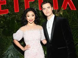 You may be able to find the same content in another format, or you may. Lana Condor Said Fans Shared Horrible Things On Her Boyfriend S Social Media Because They Wanted Her To Date Noah Centineo Teen Vogue