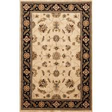 natco stratford kazmir ivory 7 ft x 11 ft area rug 8265ib81 the home depot