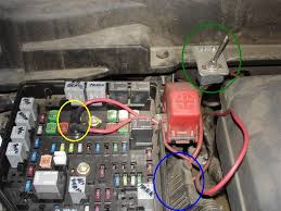 fuse removal hassle on saturn outlook forums click image for larger version acadia fuse switch small annotated