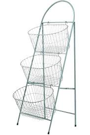 3 tier basket stand kmart wall fruit great for vegetables too idea wire adorable bathroom photography