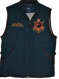 Polo Ralph Lauren Men's Quilted Vest Bodywarmer Jacket Coat M at ... & Polo Ralph Lauren Men's Quilted Vest Bodywarmer Jacket Coat M Adamdwight.com