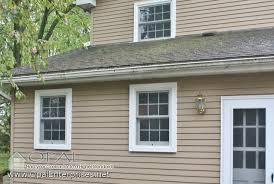 andersen window exterior trim kits. andersen a series \u0026 100 white windows, wood interior trim in st charles traditional window exterior kits