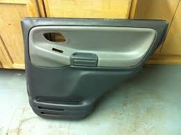 Used Chevrolet Tracker Interior Door Panels & Parts for Sale