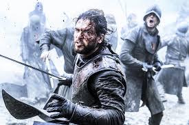 jon snow battle of the s 609 winterfell