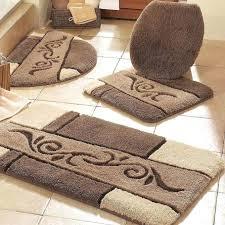 contour bath rug carpet sets within for bathroom rugs mat canada