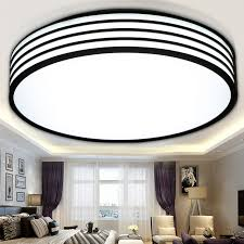 home lighting fixtures. Round Led Ceiling Lights Design Child Living Room Modern Lamp Lamparas De Techo Home Lighting Fixtures N