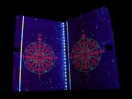 New Canadian Passport Design The New Canadian Passport Under Black Light Will Blow Your
