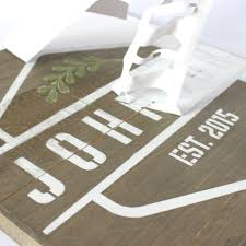 stencils for wood signs