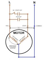 single phase motor wiring diagram with capacitor start capacitor run AC Motor How It Works run motor wiring diagram inside capacitor start motor wiring diagram forward reverse control with throughout single phase