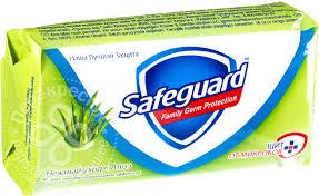 Купить <b>Мыло Safeguard</b> Алоэ 90г с доставкой на дом по цене ...