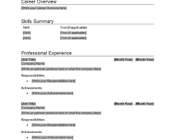 Remarkable Michigan Works Resume Template About Michigan Works