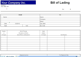 bill of lading trucking shipping bill of lading trucking template freight form zeitgeber co