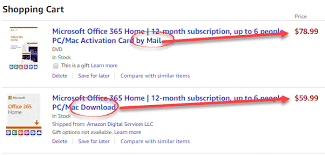 Save 40 On Office 365 Home Renewal Plus Office 2019 Deals