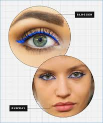 no it s not the 90s runway to real life spring makeup trends 90s eye