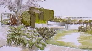 Small Picture KLC School of Design Garden Design at Hampton Court Palace YouTube