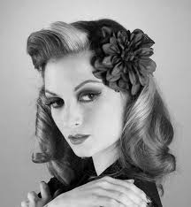 1940 Hairstyles 79 Wonderful Stunning 24s Hairstyles Images Styles Ideas 24 Sperrus