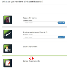 How To Apply Nso Birth Certificate Using Online Application The
