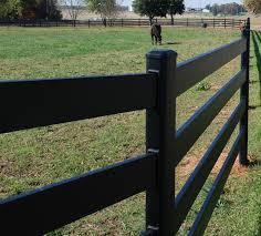 Black vinyl fence Ft Black Vinyl Horse Fence Daleslocksmithcom Black Vinyl Horse Fence Outdoor Decorations