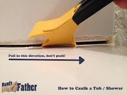caulking removal tool