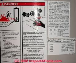 Scalding Hot Water Temperatures Anti Scald Equipment