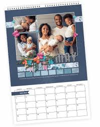 Custom Photo Calender Make A Custom Photo Calendars In Minutes With Forever Print