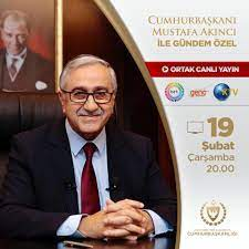 Cumhurbaşkanı Mustafa Akıncı, 19... - KKTC Cumhurbaşkanlığı