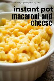 5 ing instant pot mac and cheese