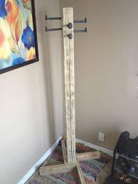 How To Make A Coat Rack Tree Coat Rack Out of Scrap Coat racks Scrap and Wood projects 24