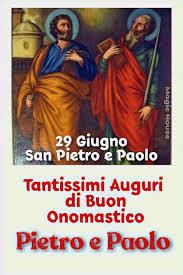 ᐅ Le Migliori Immagini di San Pietro e Paolo per WhatsApp (8) - Top Immagini