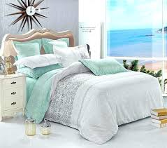 teal and black comforter set bed twin sets orange grey bedding brown