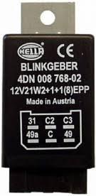 flasher units electrics catalog hella com flasher unit 6 pin 12 v for international harv