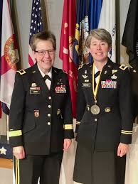 "MG Tammy Smith on Twitter: ""I got to fan girl Chaplain (COL) Meeker at her  induction into the @USAWF Hall of Fame today! (Master Blaster Pathfinder  Chaplain!? Bad A**!)… https://t.co/kjfbYTKBUu"""