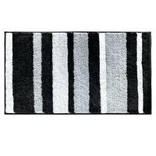 wayfair bath rugs impressive unique black and white bathroom pertaining to inspirations 9