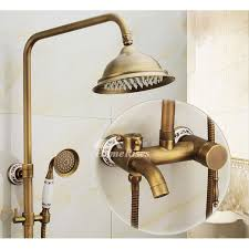 antique brass bathroom faucet. Antique Brass Bathroom Faucet D