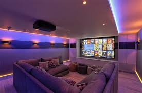 basement home theater ideas. Interesting Ideas Contemporary Home Cinema To Basement Theater Ideas D