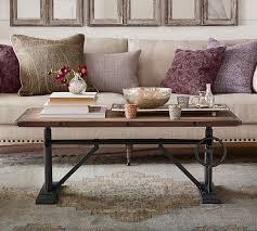Pittsburgh Crank Coffee Table | Pottery Barn