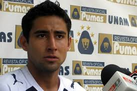 Luis Fuentes confía en que Pumas puede contrarrestar ofensiva santista. Luis Fuentes destacó a la defensa de Pumas. (Foto: MEDIOTIEMPO). AUMENTAR; DISMINUIR - luis-fuentes