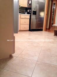 Travertine Flooring In Kitchen Kitchen With Travertine Floor Jims Custom Tile And Cabinetry Also
